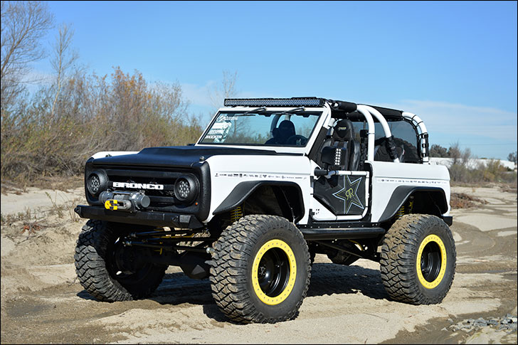 Rockstar Bronco