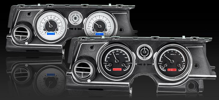 1963- 65 Buick Riviera VHX Instruments