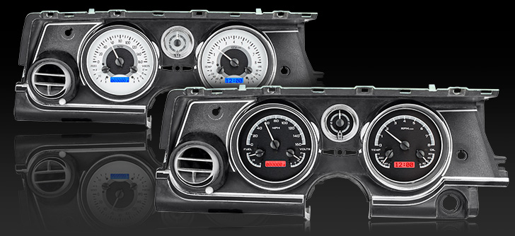 1963- 65 Buick Riviera VHX Instruments