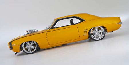 '69 Kamaro Profile