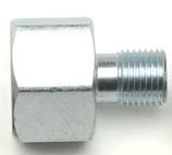 Coupler Nut GM Transmission Side