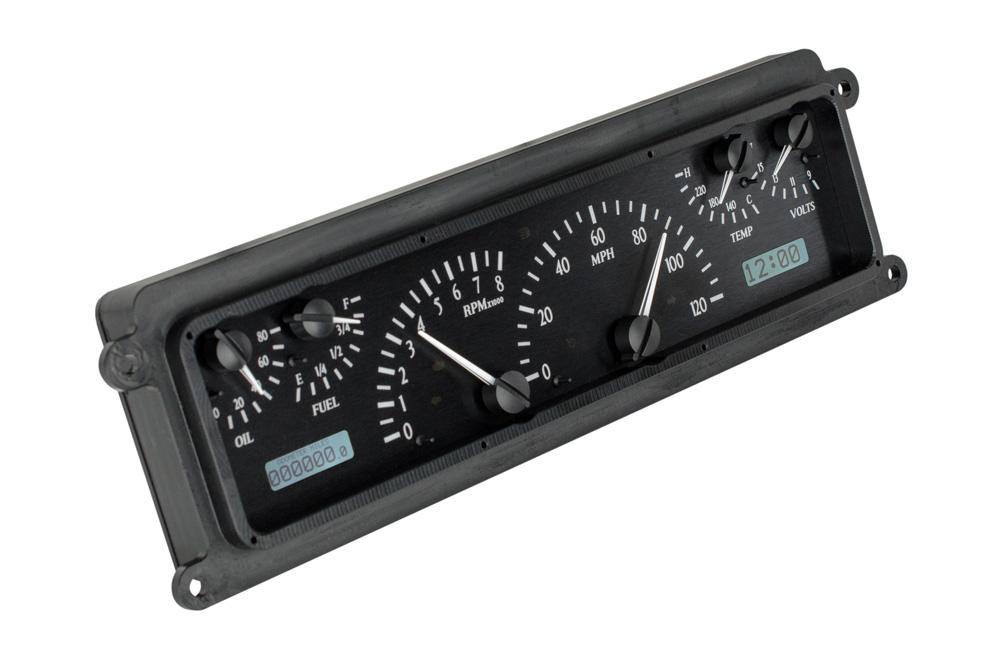 VHX-40C: Black Alloy Background, White Lighting