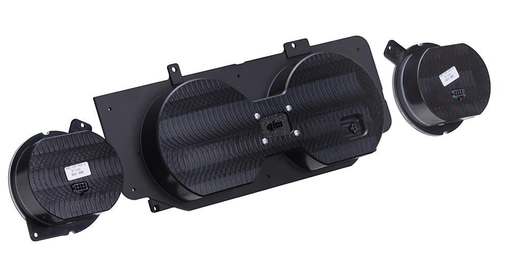 HDX-69F-MUS: Rearview