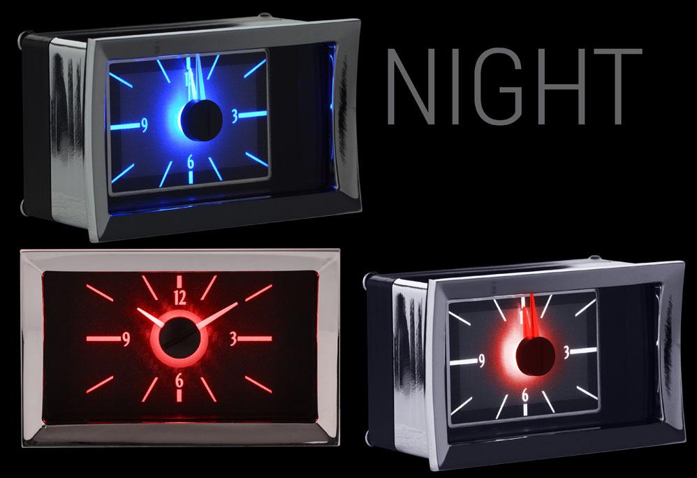 VLC-55C: Lighting Options