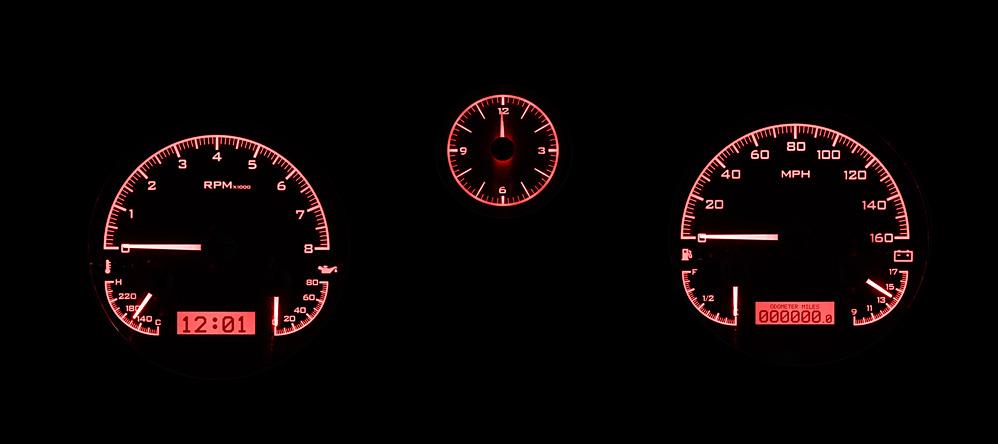 Red Lighting at Night