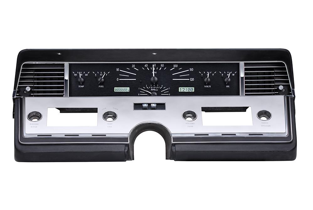 VHX-66L: Black Alloy Background, White Lighting