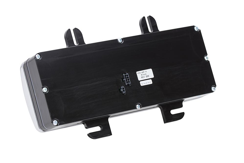 HDX-40F: Rear View
