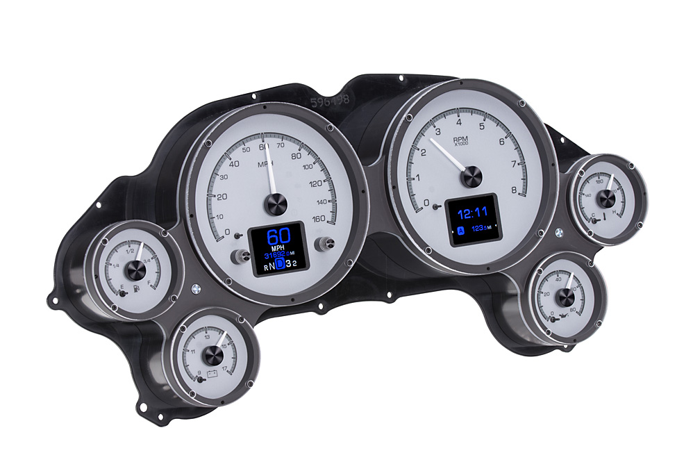 HDX-63C-VET-S: Silver Alloy Background