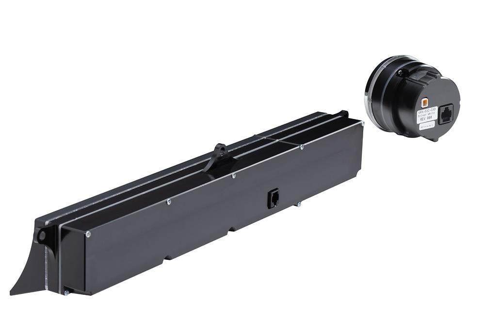 VHX-63C-CAD: Rearview