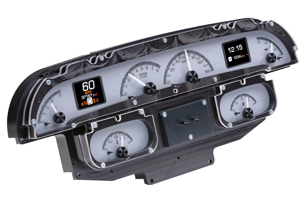 HDX-58C-IMP-S: Silver Alloy Background