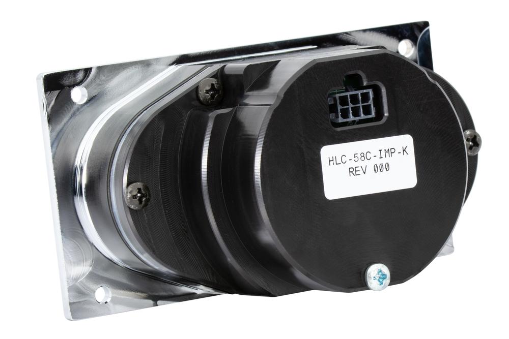 HLC-58C-IMP: Rearview