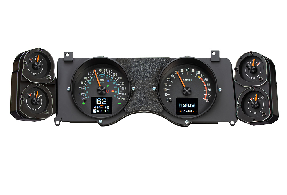 RTX-70C-CAM-X with Indicators shown.