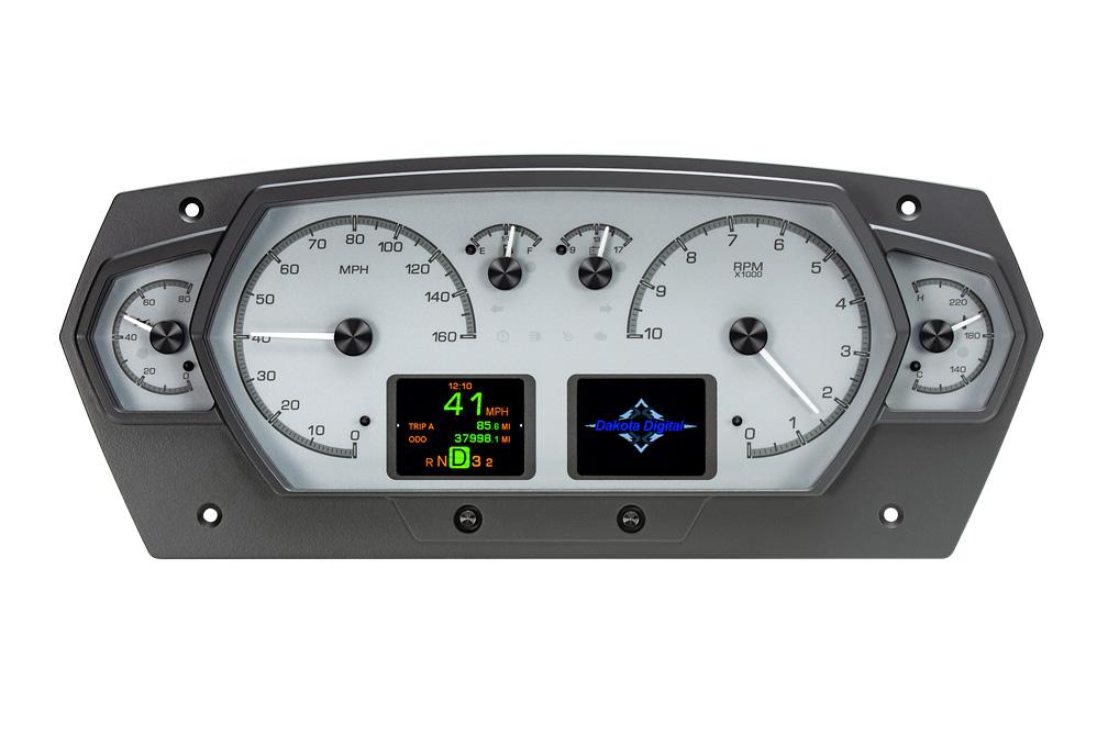 HDX-2200: Silver Alloy Background