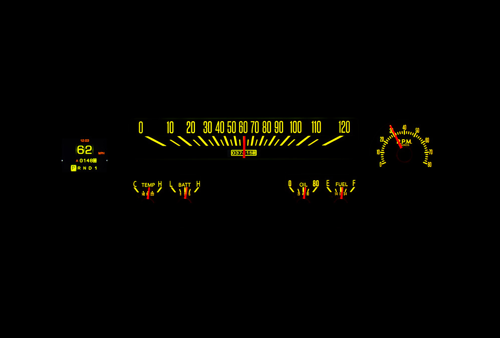 Theme: Yellow Flare