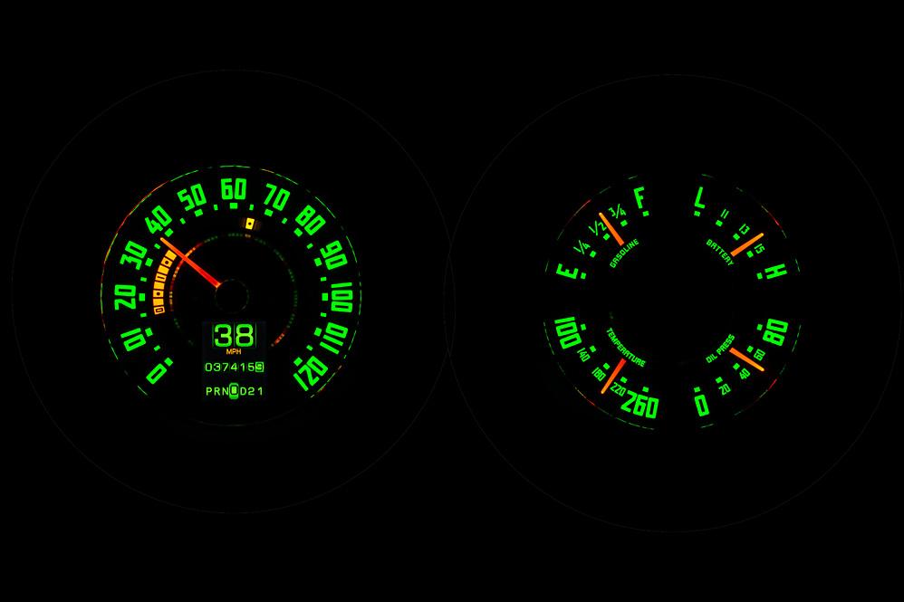 RTX-47C-PU-X Night Emerald Theme