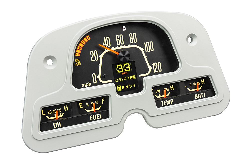 RTX-62T-FJ-XRTX-62T-FJ-X shown with NEW Machined dash/ trim/ bezel/ facia.