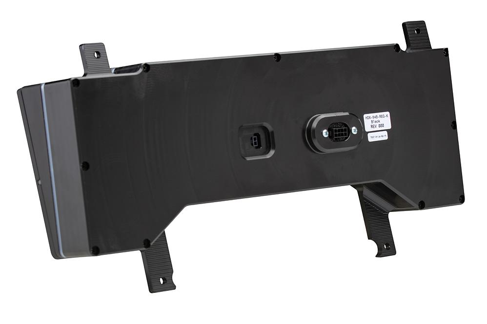 HDX-84B-REG: Rearview