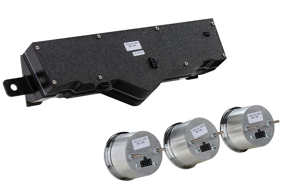RTX-61C-IMP-X: Rearview