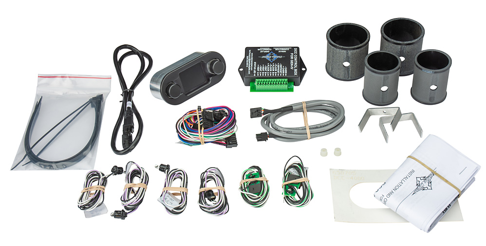 DCC-4000 Complete Hardware