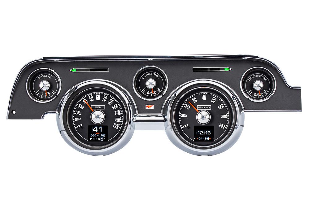 RTX-67F-MUS-X: '68 Style Bezel