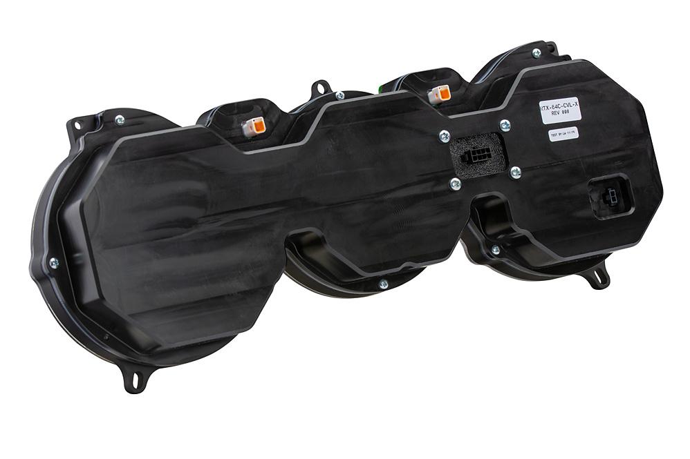 RTX-64C-CVL-X: Rearview