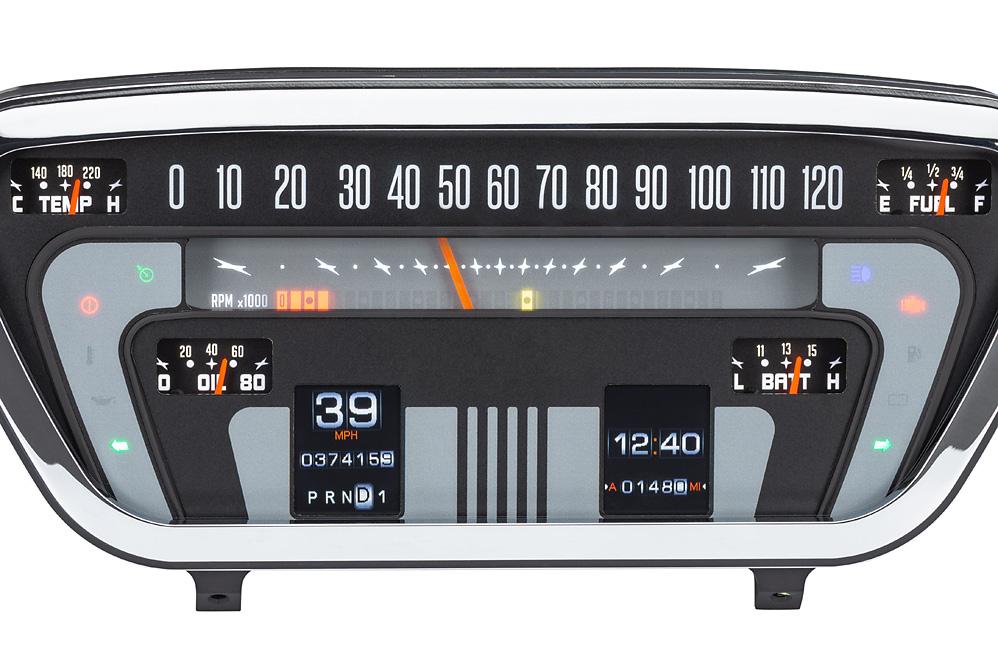 RTX-53F-PU-X Indicators