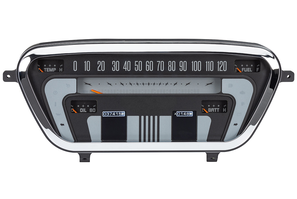 RTX-53F-PU-X Entry Odometer