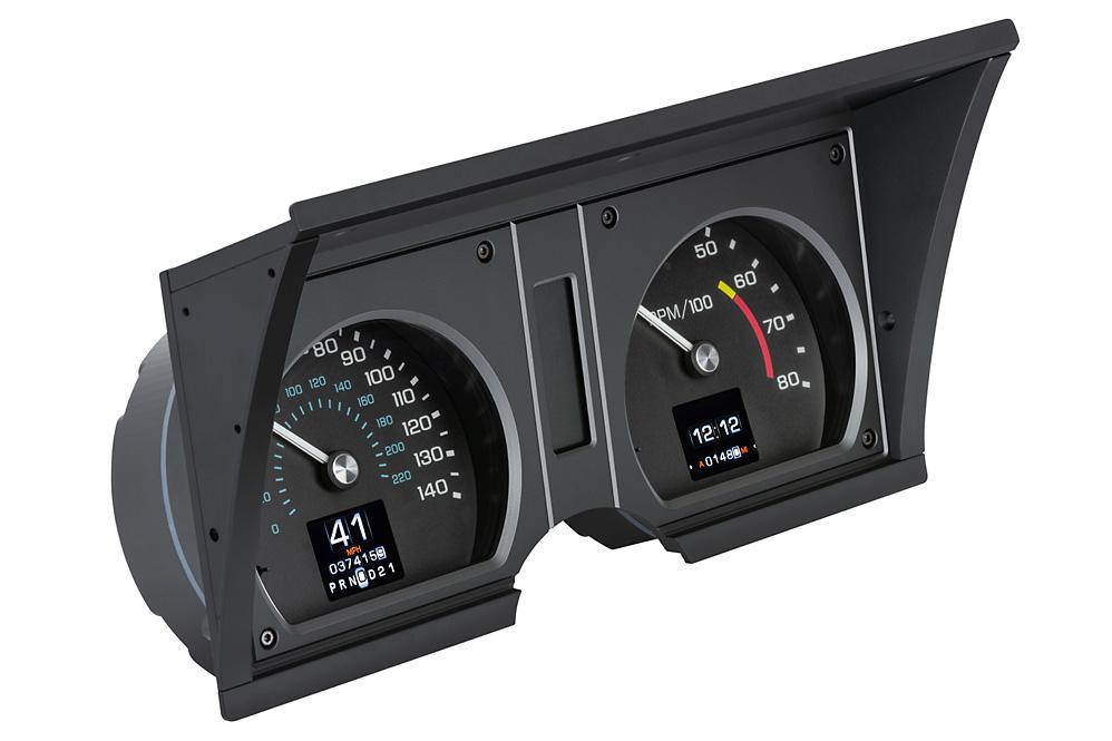 RTX-78C-VET-X Speedo & Tach