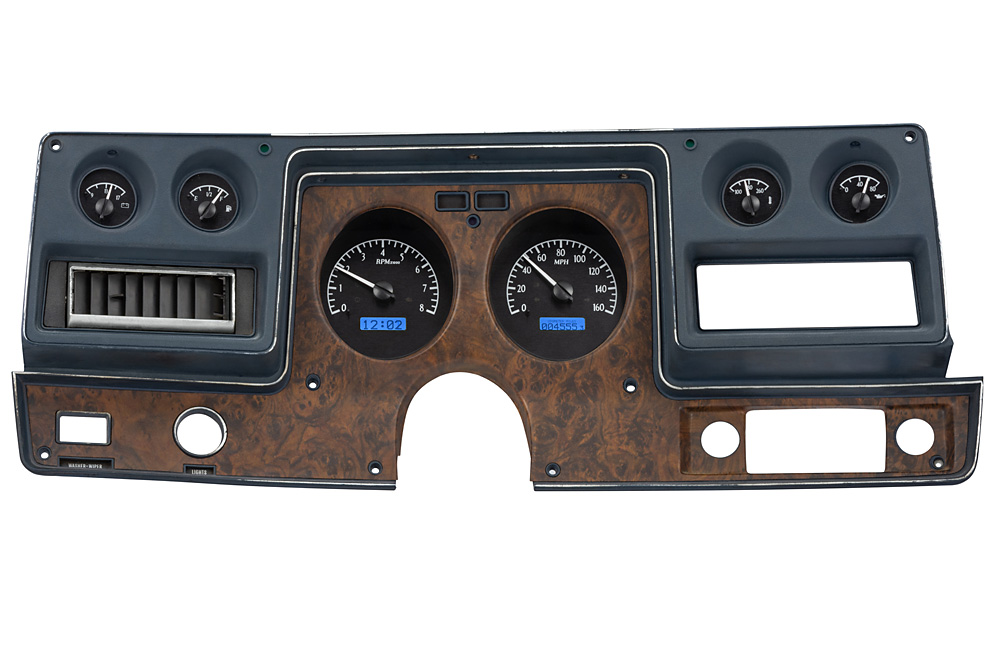 New Gauge Cluster Option Dakota Digital  Prd_ssh_4811_10095