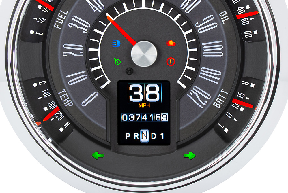 RTX-49F with Indicators shown.