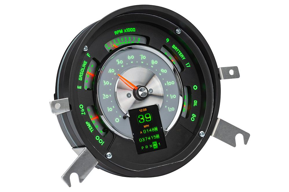 RTX-49C-X Emerald Lighting Theme