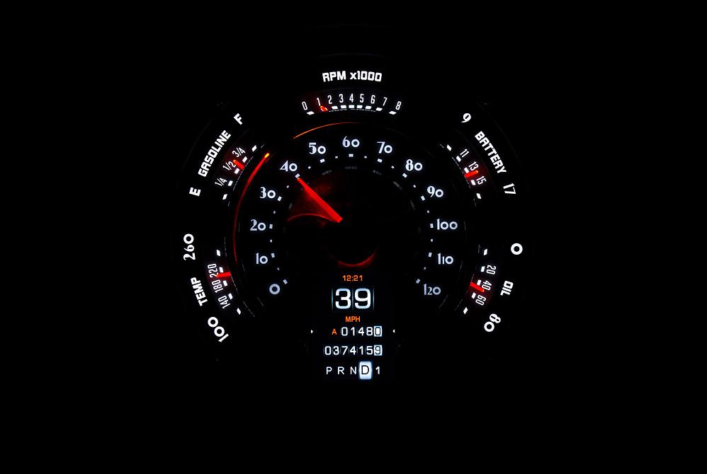 RTX-49C-X White Hot Lighting Theme