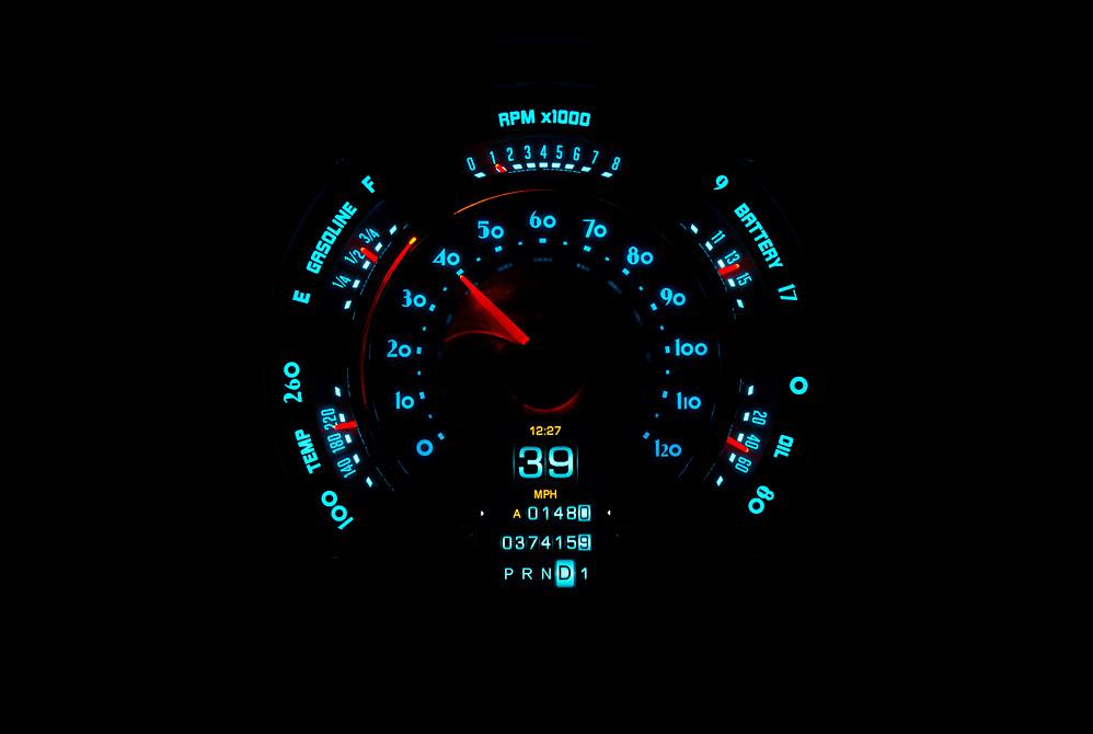 RTX-49C-X Wild Aqua Lighting Theme