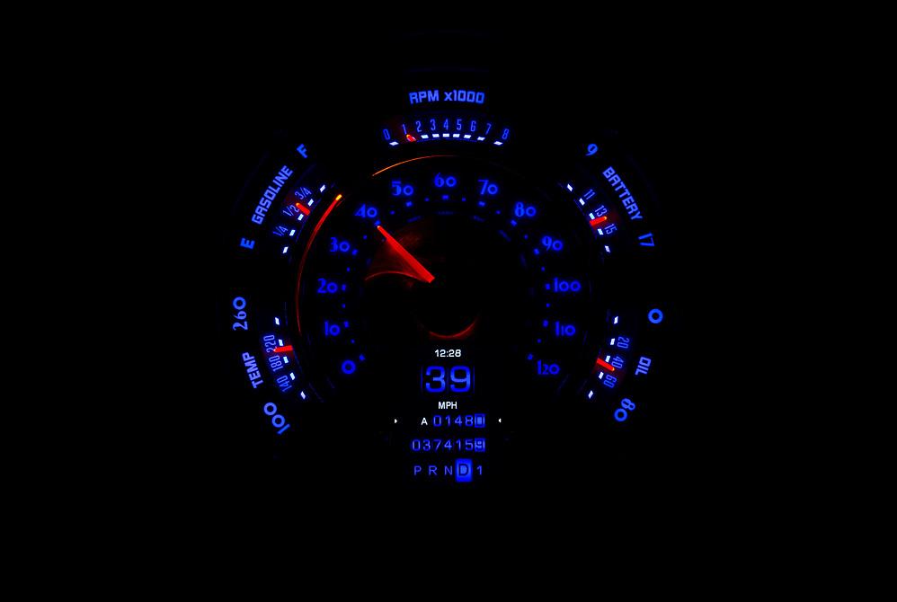 RTX-49C-X Ice and Fire Lighting Theme