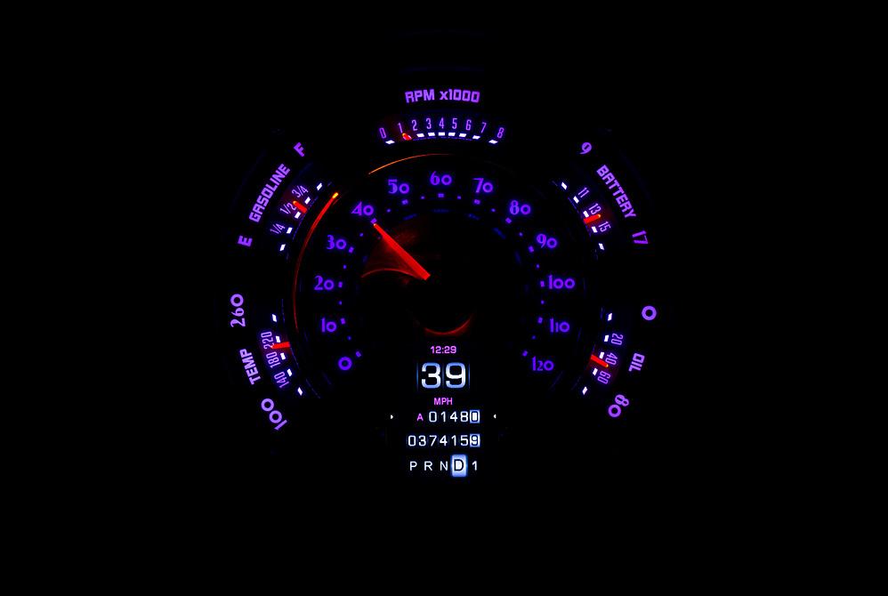 RTX-49C-X Vivid Orchid Lighting Theme