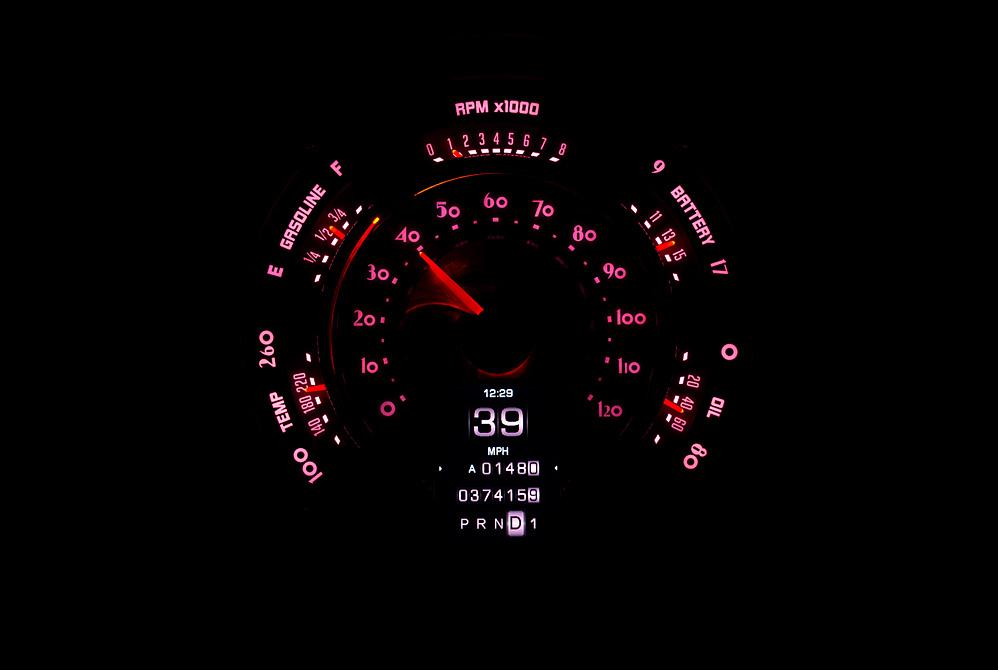 RTX-49C-X Wild Rose Lighting Theme