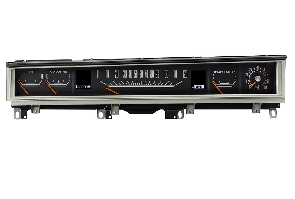 RTX-68D-STD-X Entry Odometer