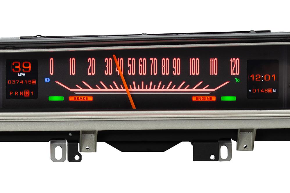 RTX-68D-STD-X Indicators