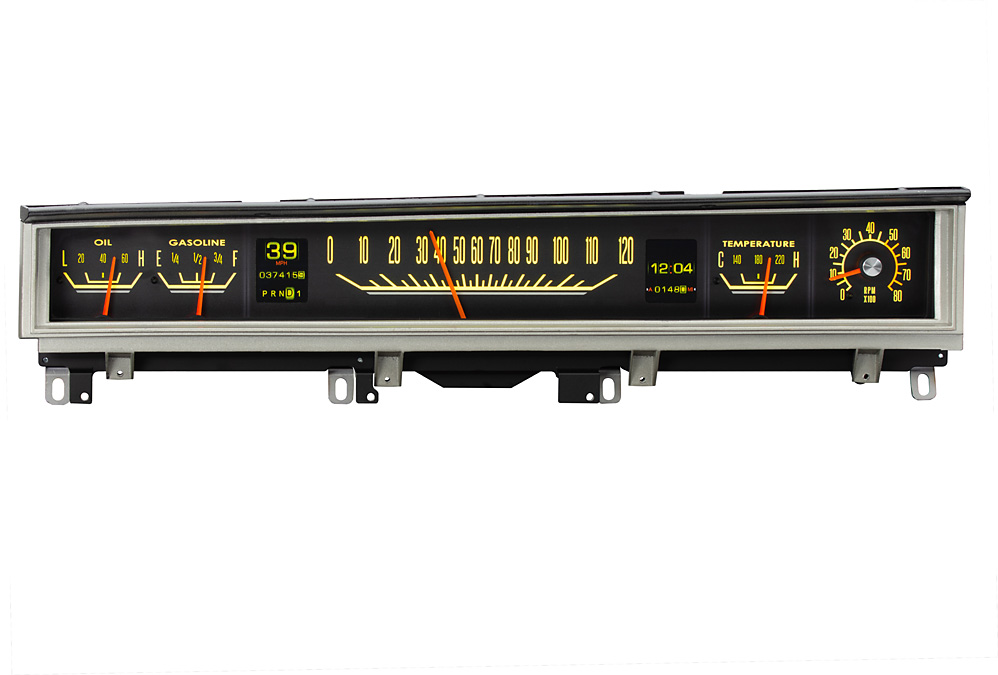 1968-70 Mopar B-Body RTX Instrument System