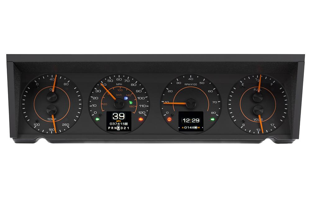 RTX-77C-CAP-X w/ Indicators Shown