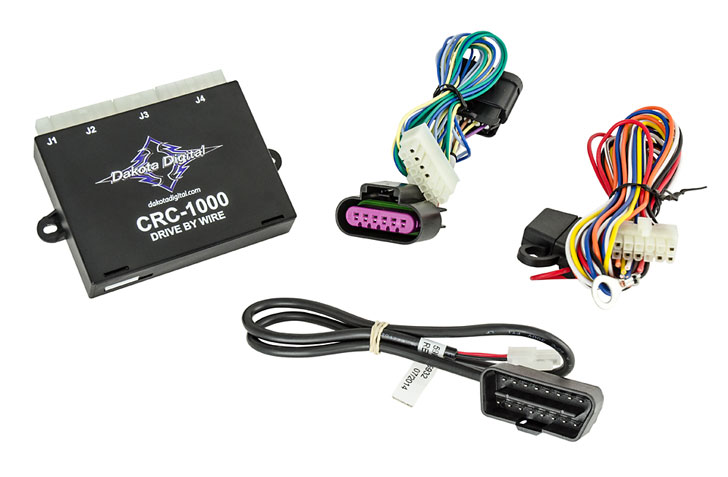Cruise Control for GM LS Drive-by-Wire Engines on
