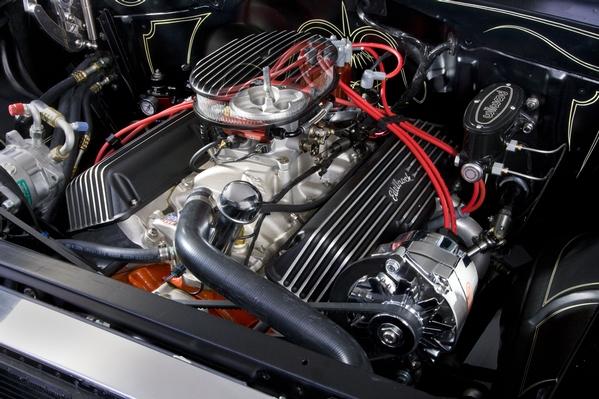 474ci W-Motor!