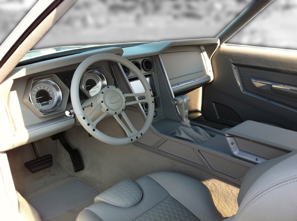 Pegasus Interior