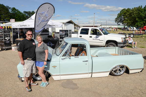 Chevy C10 Power Tour 2013 Pic2