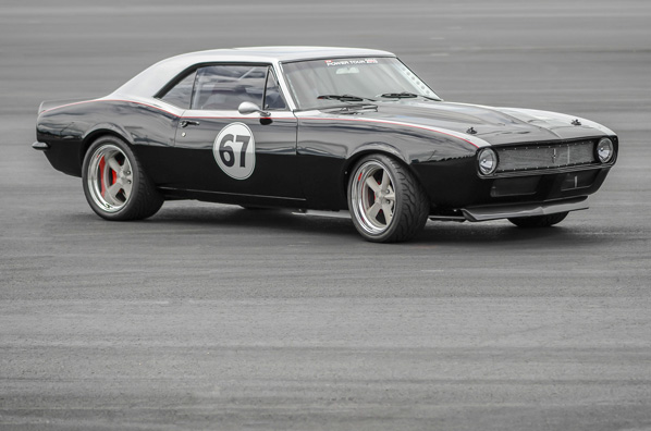1967 Camero Power Tour 2013