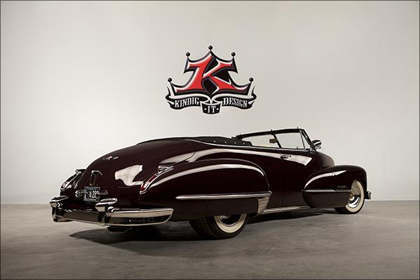 Jack Ketlinski 1947 Cadillac
