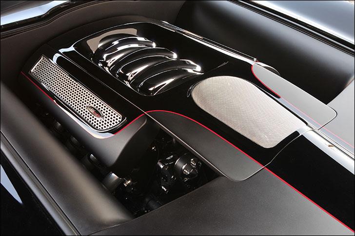 Alan Woodall Corvette 500+ horsepower