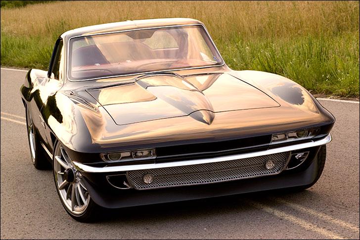 Alan Woodall '65 Corvette Autorama top eight