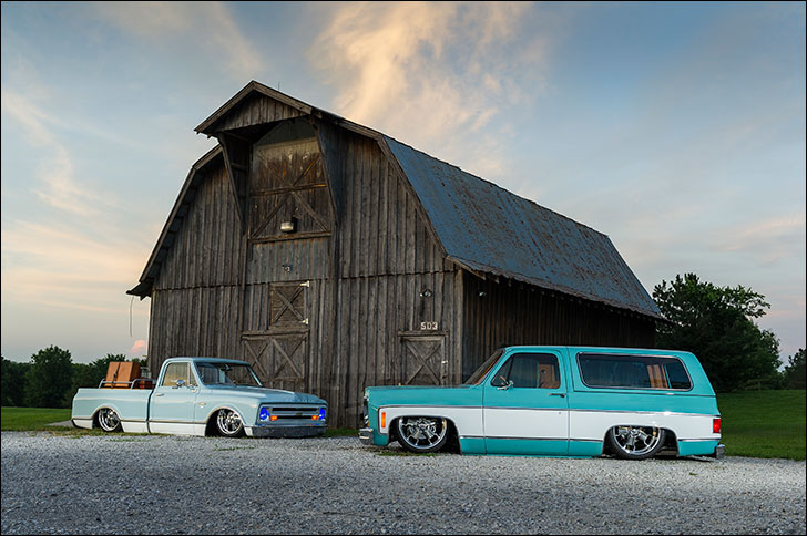 Mike Losh's 1967 Chevy C10