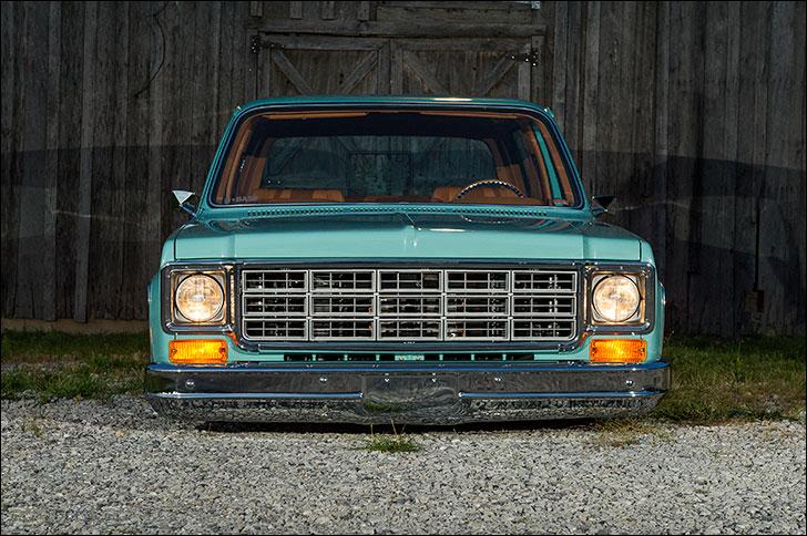 Mike Losh 1987 4x4 GMC Jimmy pic01